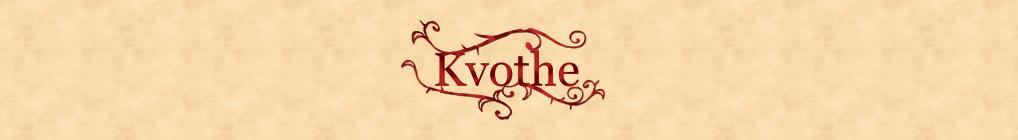 Kvothe.de